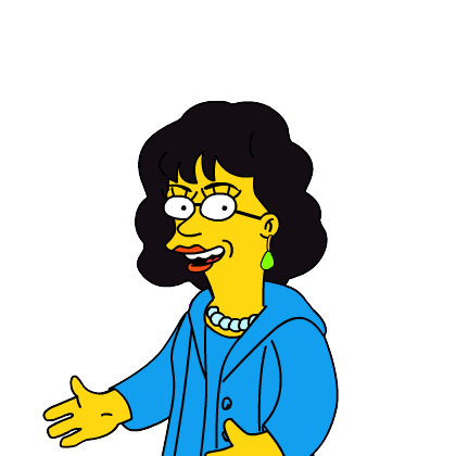 mom-as-simpson